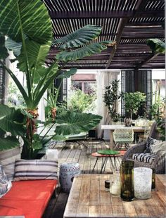 Love this backyard deck