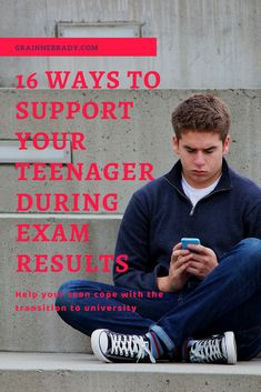 How to Support Your Teenager During Exam Results whether they are successful or disappointed. Active listening and Problem posing are key Conscious Parenting, Mindful Parenting, Peaceful Parenting, Gentle Parenting, Parenting Advice, Going To University, Active Listening, Exam Results, Anxious
