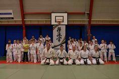 Kyokushin karate-do Naka Ima Montfort