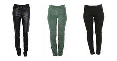 Pantalones que sientan de maravilla.