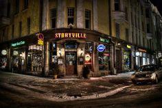 culture/art: STORYVILLE Jazz Club + Cajun Creole à la carte. Ab 19 Uhr gibt's hier Live-Jazz, im Sommer sitzt man draussen unter Bäumen. Museigatan 8, Helsinki