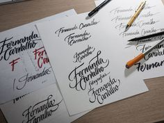 Sketches & Logos 2013 by Jackson Alves