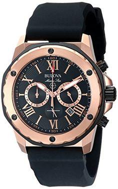 Bulova Men's 98B104 Marine Star Calendar Dress Watch Bulova http://www.amazon.com/dp/B0018AJN4U/ref=cm_sw_r_pi_dp_qO66tb0DB73P8