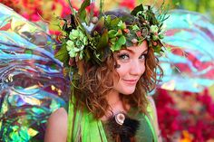 Twig the Faerie (I love Twig!  Brings a smile on an otherwise dreary day)