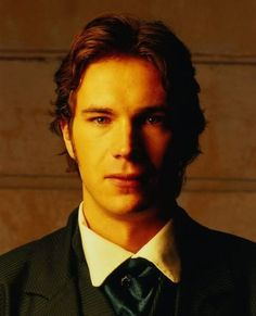James D'Arcy is an English actor.