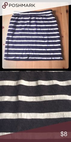 Boutique striped skirt Elastic waistband. Black has a faint butterfly pattern. Skirt is lined. Tulle Skirts Mini