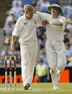 Alan Donald and Shaun Pollock