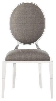 Metal Side Chair   Bernhardt