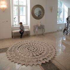 Beautiful handmade carpet Paike by Merle Holm. Carpet Design, Kids Rugs, Interior Design, Pets, Handmade, Beautiful, Instagram, Home Decor, Nest Design