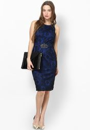 Dressology Blue Dresses Online Shopping Store