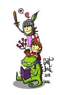 Sant Jordi Turu