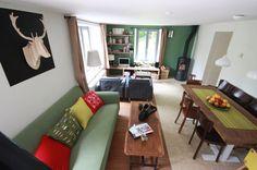 Wallimont - Ardennen- Vakantiehuis 5 personen - Le repère du cerf - leuk voor een weekendje quality time met de Fam!