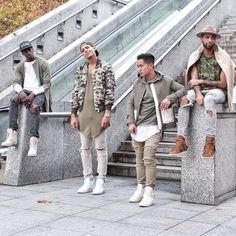 Wearing Camo fit @stephanethakid @abdelpom @oualychmps @champaris75 #champaris #champaris75""