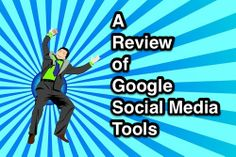 If you think that Google+ is the only social networking project from Google, guess again. Here is a review of three Google social media tools.