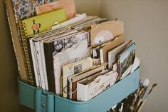 organizer for the home.