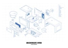 03 MICROWAVE EXPLODED AXONOMETRIC.jpg
