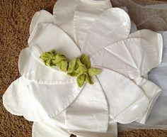 Pottery Barn Kids Daisy Petal Canopy White Flower New Fairy Princess Room | eBay