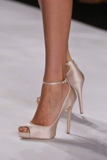 Badgley Mischka, Primavera 2013