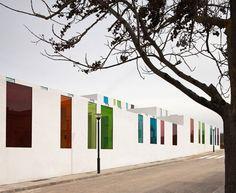 yellowtrace Educational Centre En El Chaparral by Alejandro Munoz-Miranda   love.  #architecture