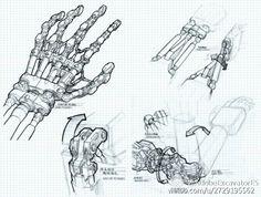 mech hand
