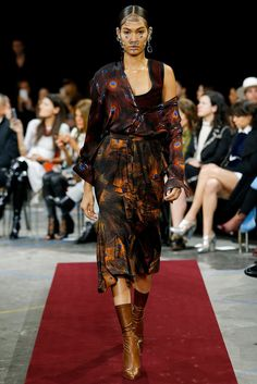Givenchy Fall 2015 Ready-to-Wear Fashion Show - Mar Gonzales (IMG)