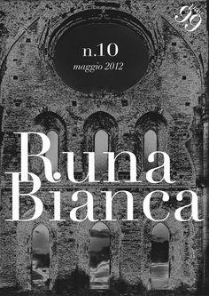Runa Bianca - Maggio 2012