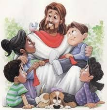 ♥Jesus ama as criancinhas! Cartoon Sketches, Cartoon Pics, Idees Cate, Jesus Artwork, Bible Heroes, Jesus Cartoon, Sunday School Crafts For Kids, Jesus Is Risen, Bless The Child