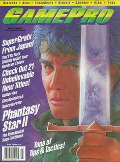 GamePro Issue 8