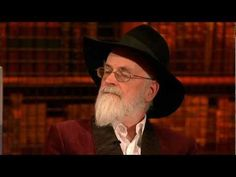 Terry Pratchett: Shaking Hands With Death - You who are aging, (which is everyone, you know) will find comfort in this speech by a brave person, facing losing his mind from Alzheimer's. He died this week. The speech is from a while ago, but he uses a 'stunt Pratchett' to speak for him. Tony Robinson. Baldrick, iykwim.