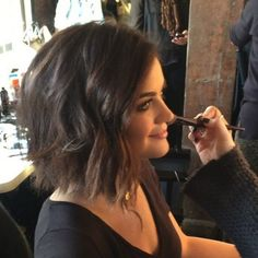 how to get lucy hale's bob - Google Search