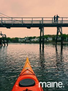 48 Hours In ________ - weekend Maine outings