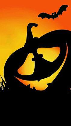HALLOWEEN pumpkin jack-a-lantern Halloween iPhone wallpaper background holiday Halloween art Halloween Canvas, Halloween Rocks, Halloween Labels, Halloween Painting, Halloween Clipart, Retro Halloween, Halloween Pictures, Holidays Halloween, Scary Halloween