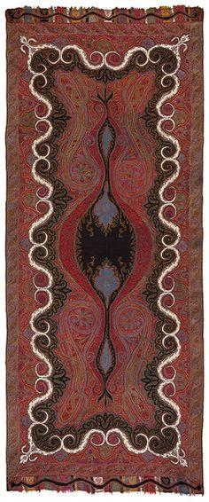 Tarun Tahiliani on Shawls and Textiles Indian Textiles, Indian Fabric, African Fabric, Paisley Pattern, Paisley Print, Paisley Park, Textile Patterns, Textile Prints, Kashmiri Shawls