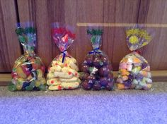 Small sweet bags