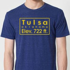 Tulsa Elevation - Unisex SS