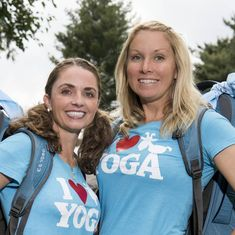 "'The Amazing Race' eliminates April Gould and Sarah Williams after first Head-to-Head Competition ever   The Amazing Race eliminated ""Friends and Goat Yoga Instructors"" April Gould and Sarah Williams during the second episode of the CBS reality competition's 30th season on Wednesday night. #TheAmazingRace #AmazingRace #TAR www.GoatYoga.com Arizona Goat Yoga"