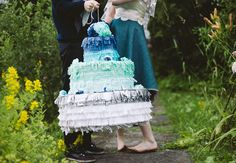 12 Wedding Pinatas We're Obsessed With | Photo by: Photo by: Amanda Thomsen via Etsy | TheKnot.com