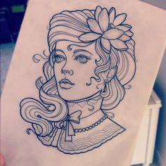 Pretty. Done by Drew Shallis.