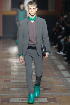 Lanvin   Fall 2014 Menswear Collection   Style.com