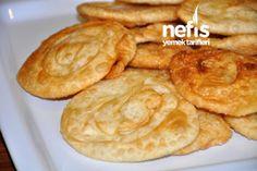 pazar sabahı yenir :) Pratik Hamur Kızartması 1 #pişi #breakfast