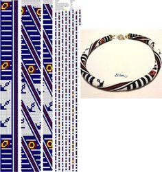 15 around bead crochet rope pattern Crochet Bracelet Pattern, Crochet Beaded Bracelets, Bead Crochet Patterns, Bead Crochet Rope, Beaded Jewelry Patterns, Bracelet Patterns, Beading Patterns, Beaded Crochet, Loom Bracelets