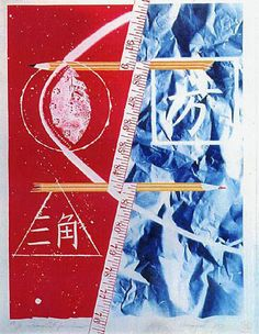 James Rosenquist : Flame Out for Picasso
