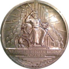 Federal Electric Award Medal (1910s)