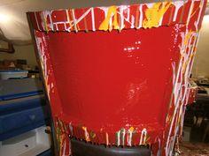 Armchair - dettaglio schienale