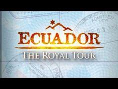 The Royal Tour, con el Presidente Correa, se promociona en redes sociales (Video) | ElCiudadano.gob.ec