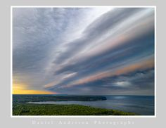 Ellison Bay, Door County - Daniel Anderson 8-8-2020 Bay Door, Door County, Northern Lights, Clouds, Doors, Nature, Travel, Outdoor, Outdoors