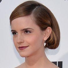 HAIR HOW TO: Emma Watson's faux bob - Beauty & Hair News - handbag.com