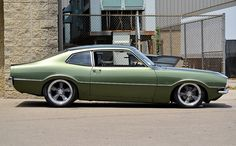 Ford Maverick.  Even though these were basically the Escorts and Focuses of their time I've always liked these.