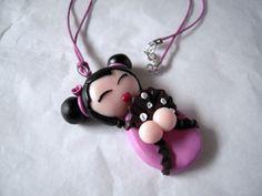 collana bambolina giapponese