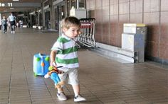 Travel Buddies or Travel Bandits?  10 Tips for traveling with kids!